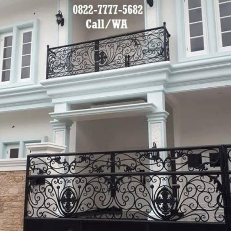 Rumah Baru nan Mewah di Jalan Ikan Rawamangun Jakarta Timur