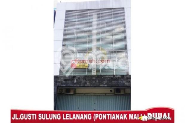 Ruko Pontianak Mall LB478  Siap Pakai, Cocok untuk Usaha, Tepi Jalan Raya, 10881311