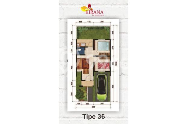 Paling Berkelas:Kirana Town House 10 Jt All In 17826448