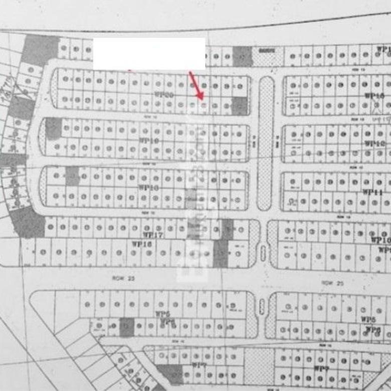 UDN. Tanah Citraland Waterfront WP20 Area cocok dibangun hunian