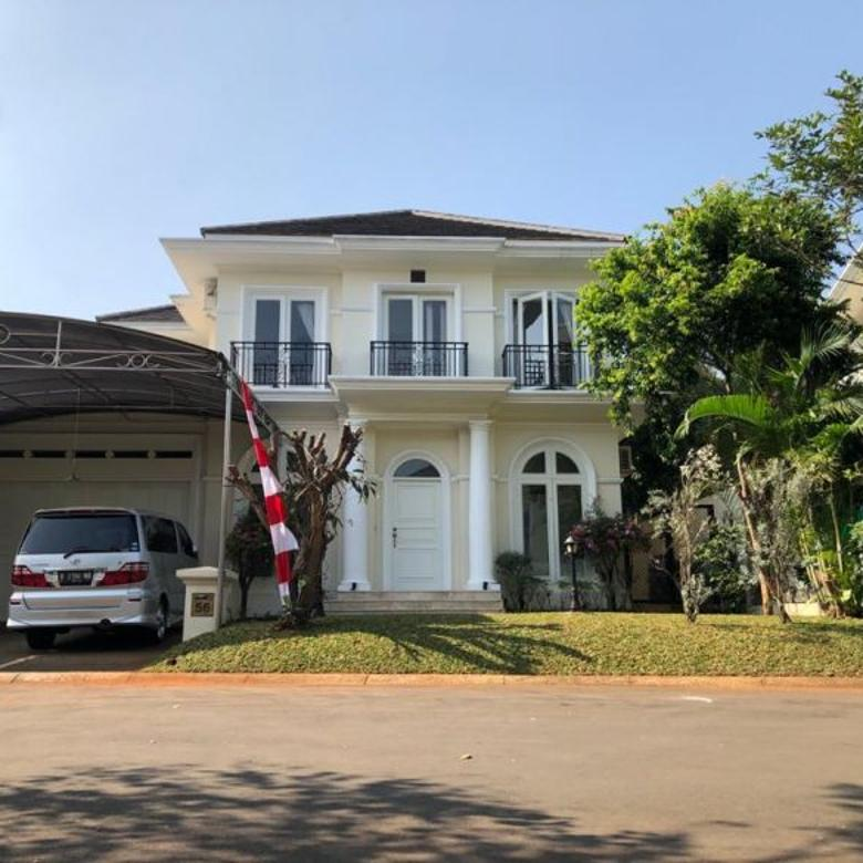 FULLY FURNISHED, Fontainebleau Golf Residence KAV 56 BSD City