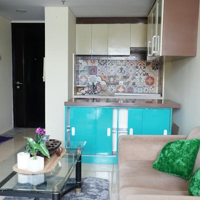 Unit Apartment MT Haryono Square Apartment Jakarta Timur