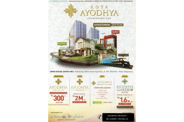 Rumah Dijual Cepat di Ayodhya Garden House CBD Tangerang 15796349