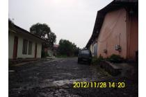Tanah & Gudang di jual di Ciracas  jakarta timur luas 4000m