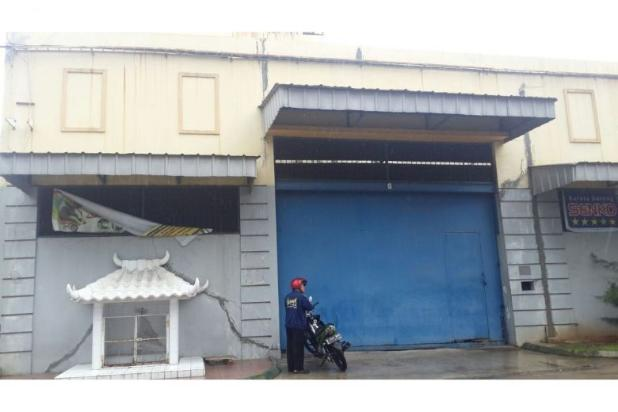 Rp475jt/thn Gudang Disewa