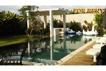 Luxury Villa For Rent at Batu Bolong Canggu Bali