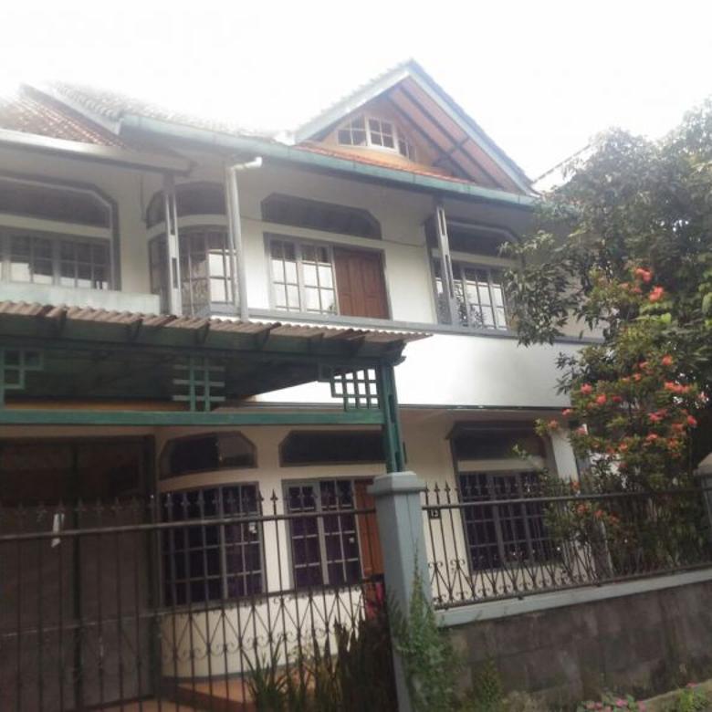 Rumah Bebas Banjir Sinom IV Buahbatu Bandung Tengah.