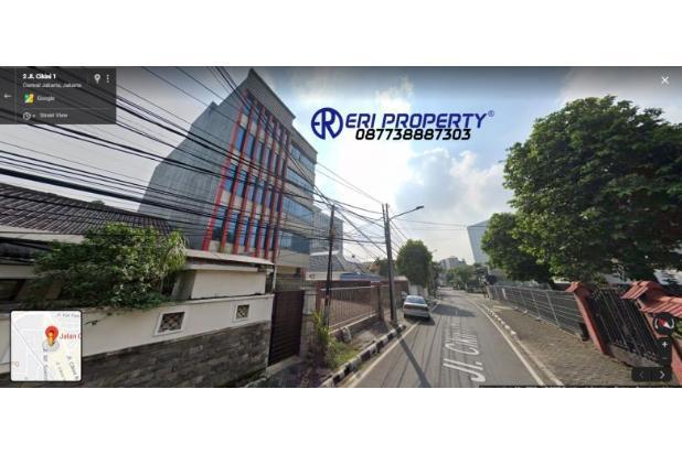 Rp60,5mily Gedung Bertingkat Dijual