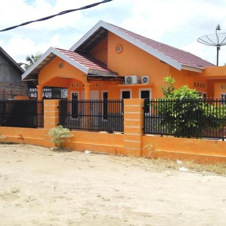 Rumah+Tanah 294 m2 (2,9 tmbk) dkt RS Royal Prima Kota Jambi