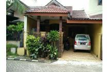 Rumah 96 m2, Pamulang Tangerang, Siap huni