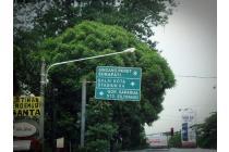 Dijual Rumah lokasi strategis di sayap RIAU pusat Kota Bandung Tengah