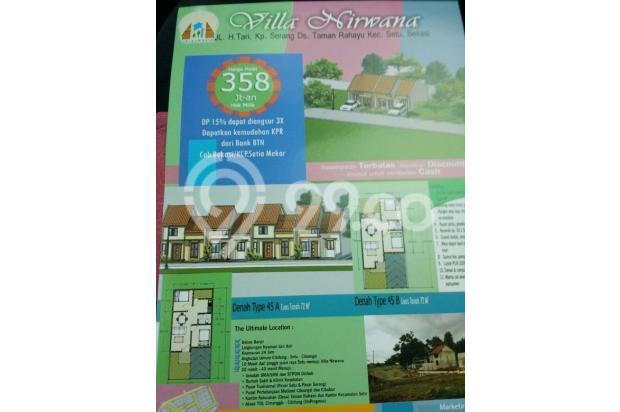 Buy Back Guarantee, Profit 25 %, Hanya di Villa Nirwana 17150259