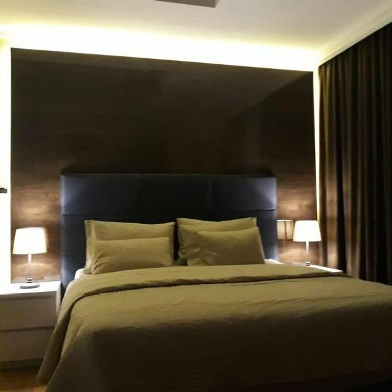 Apartemen Kempinski Residence Jakarta Pusat 2BR, Lt.Middle, Furnished