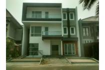 Dijual Rumah Baru dan Mewah di Cluster Batavia Gading Serpong Tangerang