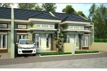 Rumah di Pusat Pendidikan Lampung