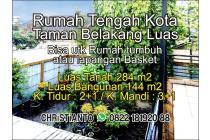 Dijual Rumah daerah Pajajaran, Pandu, Pasirkalik Baladewa