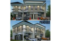 #A1105 Brand New! Modern Minimalis House At Pandugo Baru,SHM 2FLOOR 1,65M