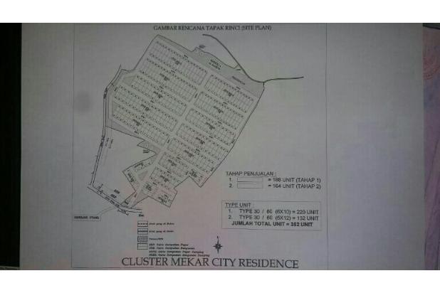 Rp12,4jt Rumah Dijual