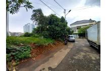 Tanah Kavling Dalam Townhouse di Antasari - Kebayoran Baru Jakarta Selatan