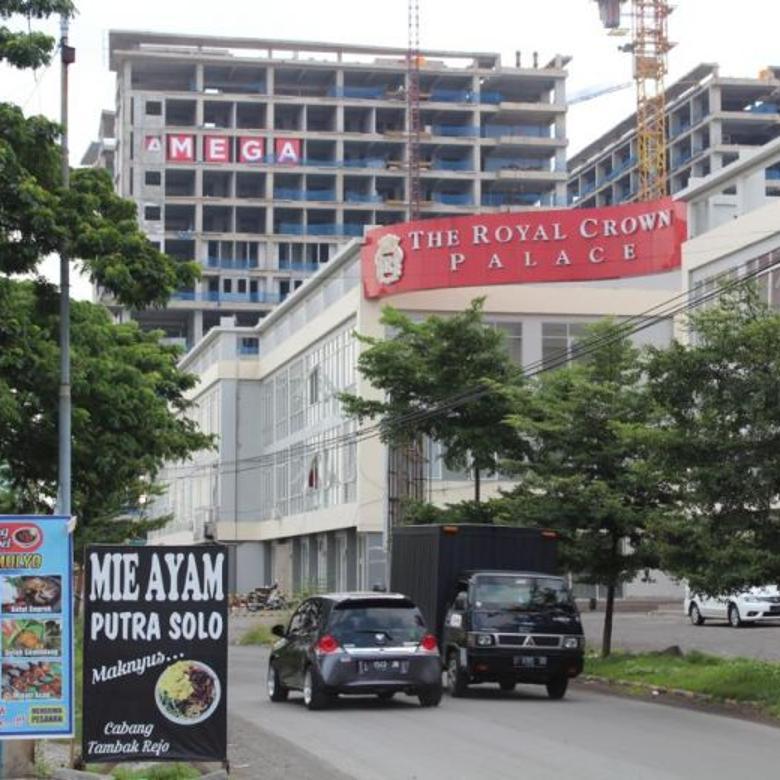 Ruko New Royal Crown Palace