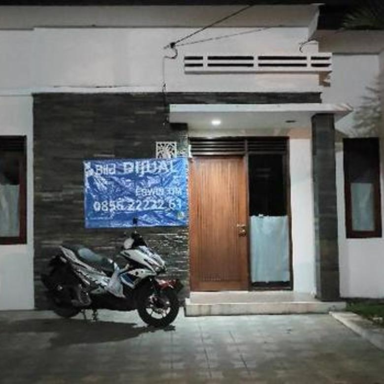 Rumah Murah Minimalis, Nyaman dan Asri SIAP HUNI, SUDAH RENOV