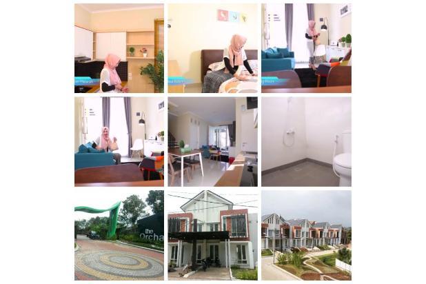 Rumah di cimahi utara, konsep villa modern ekslusif. Gratis Kitchen Set 17825699
