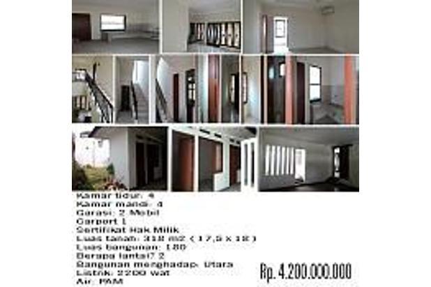 Rumah Dijual 2Lantai Harapan Indah 2, Jalan Utama 13961266