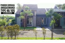 Rumah type 48/105 pondok nirwana anggaswangi
