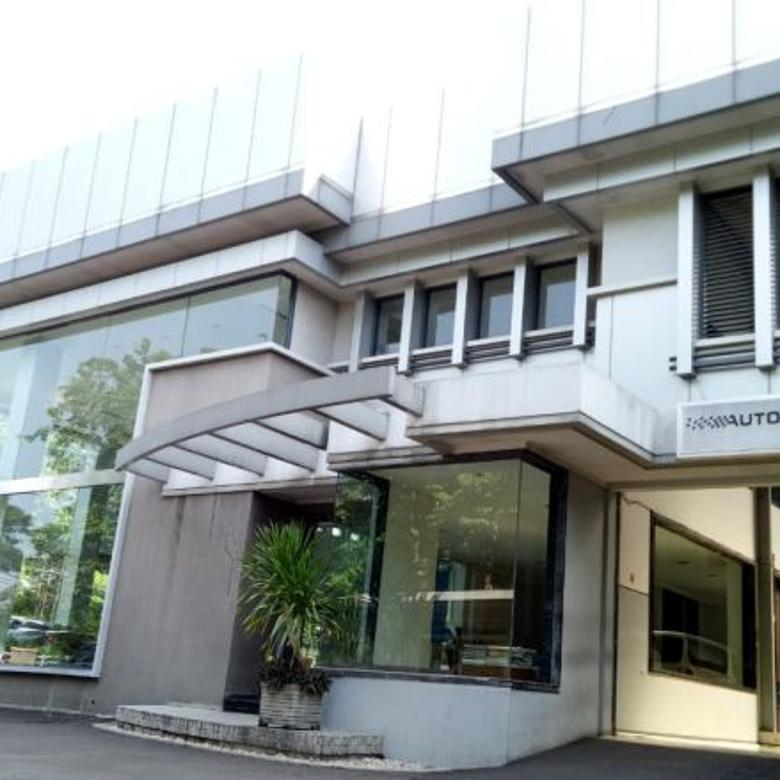 Gedung Komersial NULL Raya Jemursari