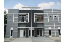 Rumah tinggal 2 lantai siap huni model Town House DP hanya 50 juta