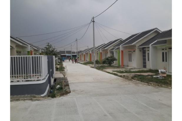 Pesona kahuripan kredit rumah murah bersubsidi bebas banjir angsuran flat 4832052
