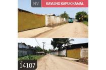 Kavling Kamal Bisnis Center, Jakarta Utara, 14.473 m², SHM