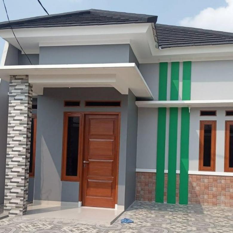 Rumah murah di Pamulang unit ready stok