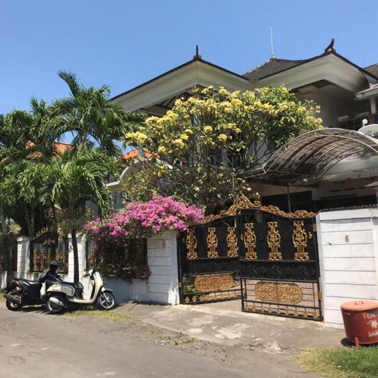 Rumah Jalan Moh Yamin Renon # Laksamana Drupadi Merdeka Ciung Wanara