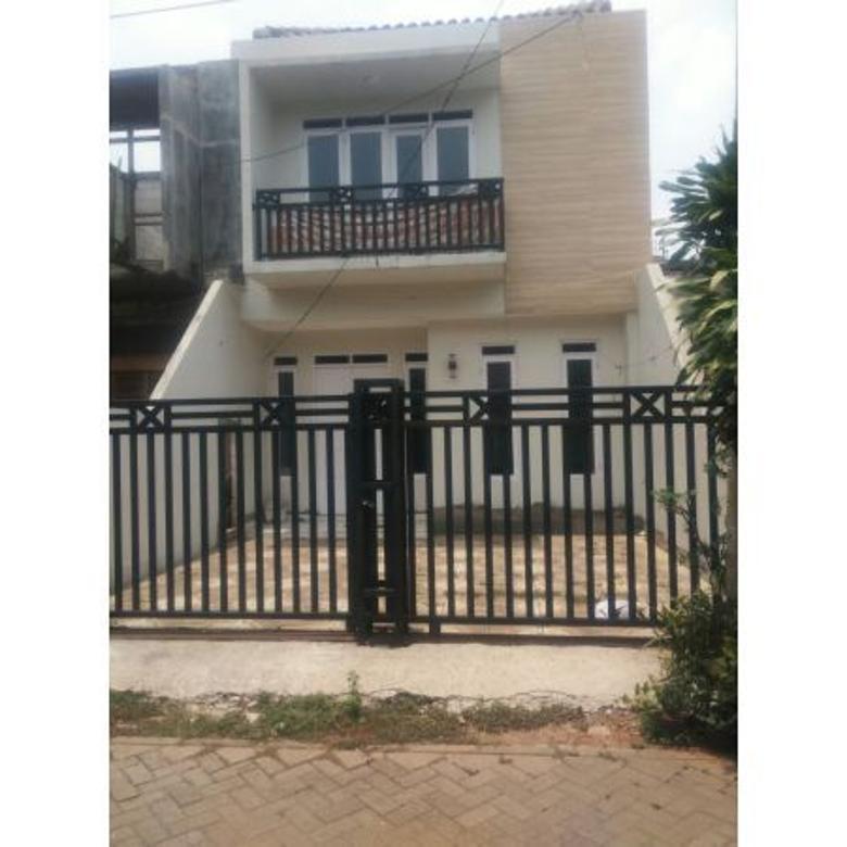 Rumah Dijual Strategis Bangunan Baru Model Cluster, Taman Asri