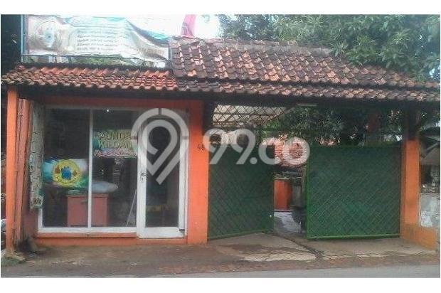 Rumah jalan raya Jatipadang Kebagusan LT. 140mtr Shm 1,4m 9840020