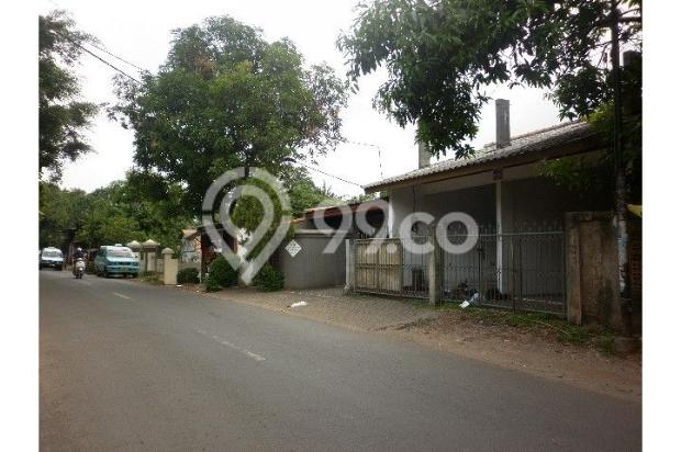 Rumah jalan raya Jatipadang Kebagusan LT. 140mtr Shm 1,4m 9840019