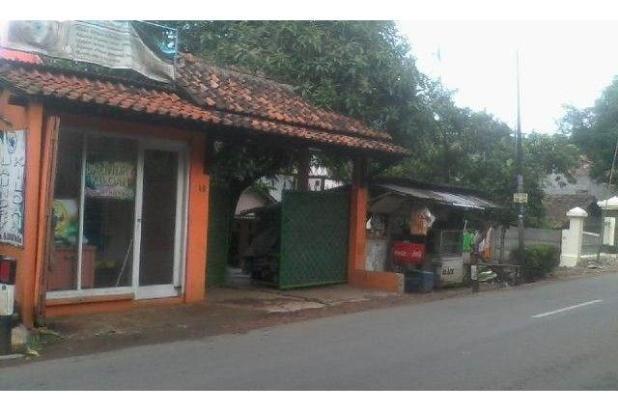 Rumah jalan raya Jatipadang Kebagusan LT. 140mtr Shm 1,4m 9840022