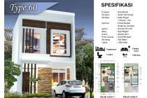 Rumah dijual Di Cibabat dekat Pesantren Cimahi