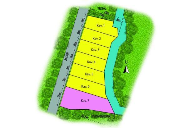 Tanah Untuk Bangun Rumah atau Kos, Pilih Area Timur Bandara 13426753