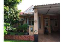 Rumah hook di cluster fedora graha raya bintaro.