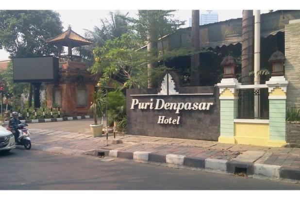 dijual hotel puri denpasar tlp 0819 232 047 for sell