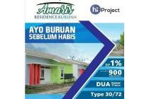 Rumah Subsidi Amaris Residence Kuripan Lombok barat S014
