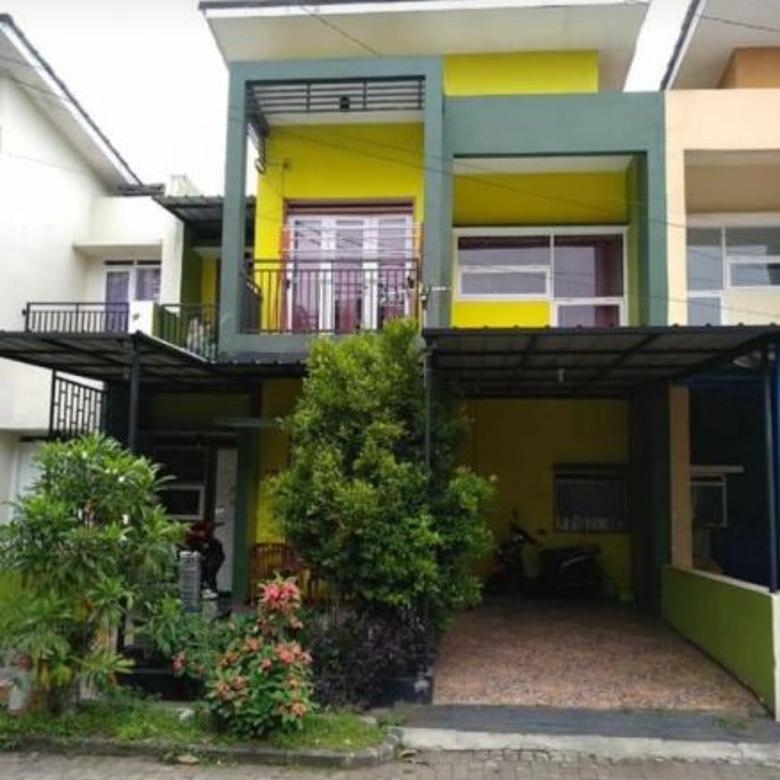 Rumah dalam komplek di Ciwastra bandung | DONINURUL