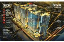 KLASKA RESIDENCE. Apartement ekslusif di tengah kota surabaya