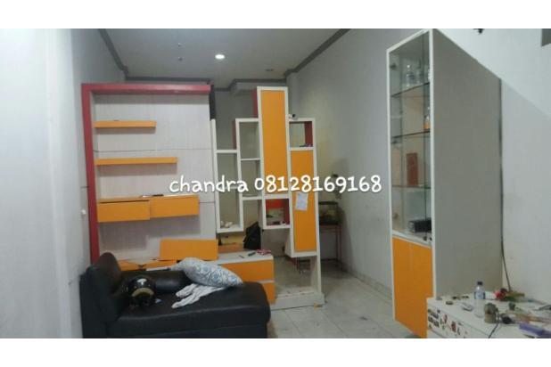 rumah kondisi bagus 3 lantai full di jelambar 10907416