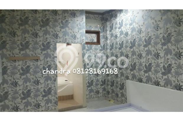 rumah kondisi bagus 3 lantai full di jelambar 10907433