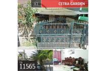 Rumah Citra Garden, Jakarta Barat, 6x15m, 1½ Lt