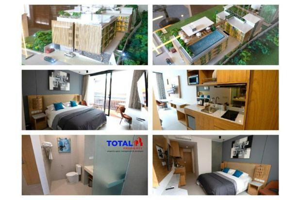 Rp4,96mily Apartemen Dijual