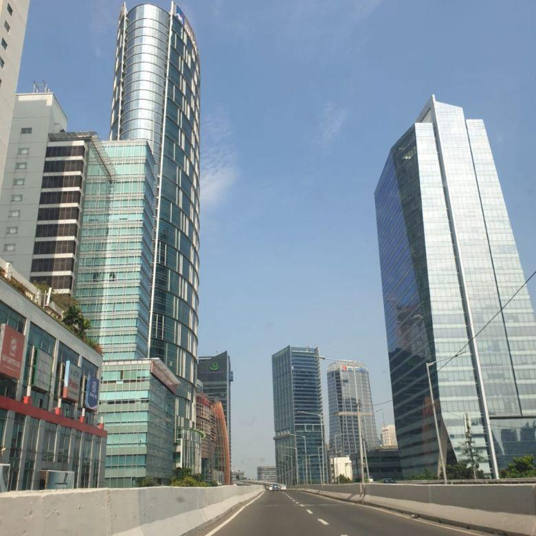 Di jual apartment casablanca east resident Jakarta Selatan